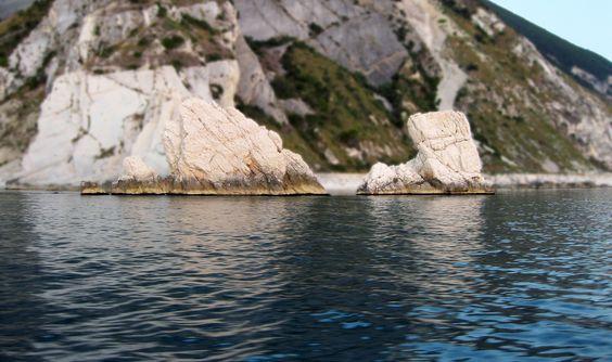 Conero - Spiaggia delle Due Sorelle | Foto © Andrea Rossetti