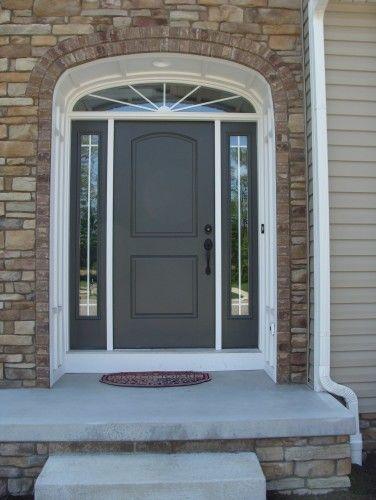 Door Color Exterior Remodel Pinterest Traditional