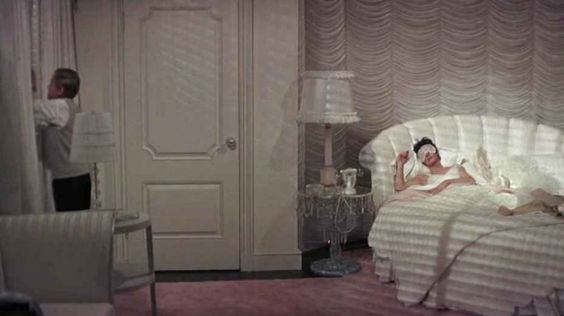 Auntie Mame - Bedroom - Hollywood Glamour!: