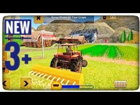 Simulyator Fermera Traktora Farming Simulator 2019 Youtube