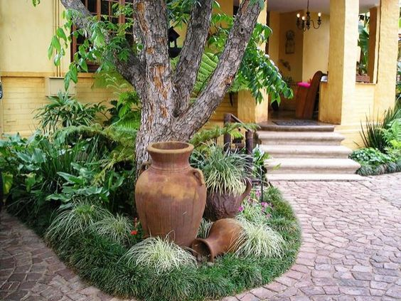Garden Focal Point Ideas | Designing Your Garden – Focusing On Focal ...
