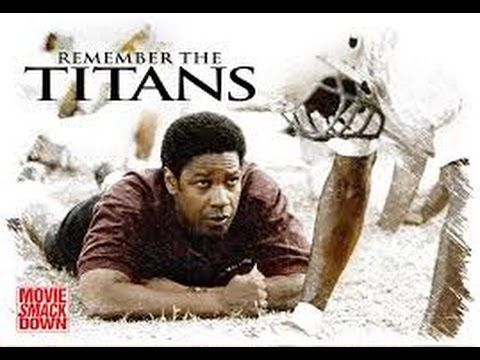 Denzel Washington ✿ Remember the Titans 2000 - YouTube