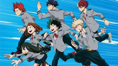 Pin De Anime Smoke Em Http Animensmoke Com Academia Animes