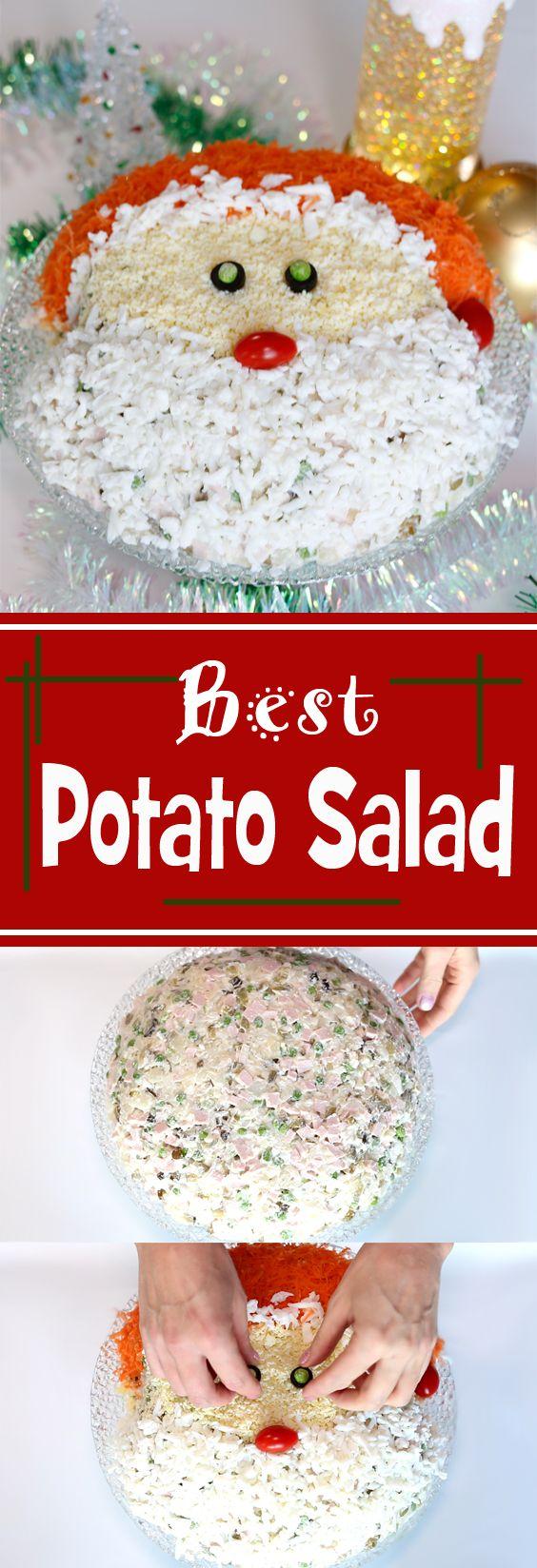 Best Potato Salad Recipe For Christmas