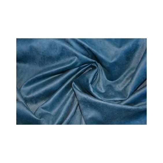 Bekleidungs - Stoff HW1516-1069 Velour von stoffe-tippel auf DaWanda.com