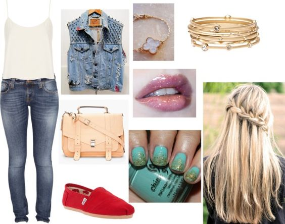 """""""outtyy outfit"""" by dianaoliva ❤ liked on Polyvore"""