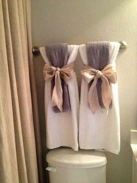 12 Best Towel Rack Decoration Ideas In 2020 Luxury Towels Bathroom Towels Bathroom Towel Decor