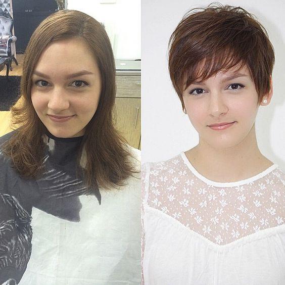 Hast+Du+dunkles+Haar?+Die+schönsten+Kurzhaarfrisuren+für+dunkle+Haare!