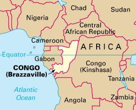 geography-of-congo-brazzaville.  Congo is one of the most urbanized countries in Africa, with 70% of its total population living in a few urban areas, namely in Brazzaville, Pointe-Noire