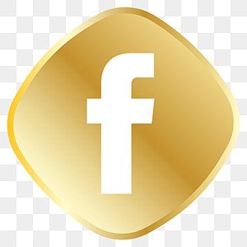 Gambar Ikon Facebook Emas Kerajaan Emas Set Ikon Png Dan Vektor Untuk Muat Turun Percuma Icones De Midia Social Icones Redes Sociais Icones Sociais