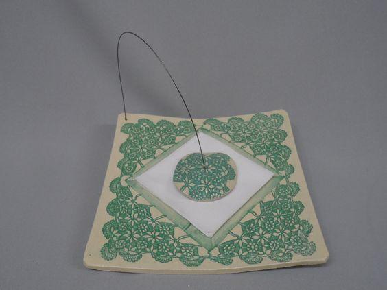 Resultado de imagem para cerâmica porta guardanapo