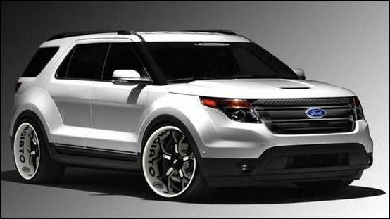 2021 Ford Explorer Review And Picture Ford Explorer Reviews