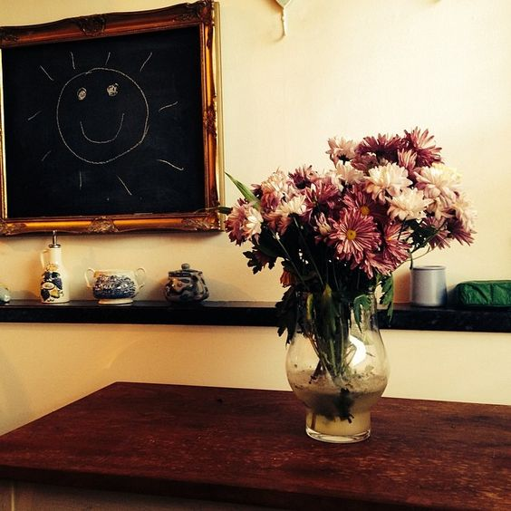 Summer comes to our Kitchen
