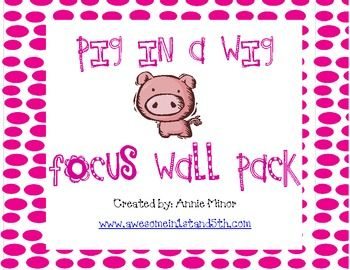 pigs high frequency words printables spelling words phonics reading ...