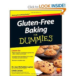 Gluten-Free Baking For Dummies,great resource for all your baking basics