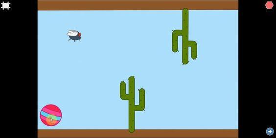 Scratch Jr – Joc Flappy fly