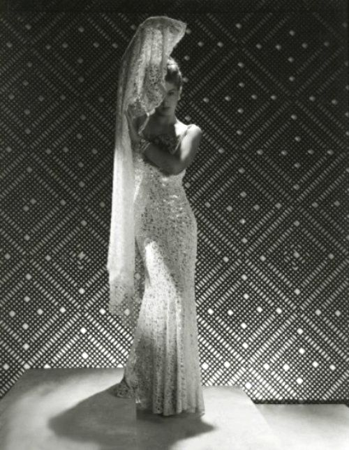 Lisa Fonssagrives, Paris by Horst P. Horst, 1938