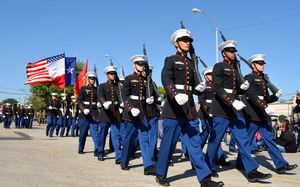 Killeen parade highlights several events marking Veterans Day - http://streetiam.com/killeen-parade-highlights-several-events-marking-veterans-day/