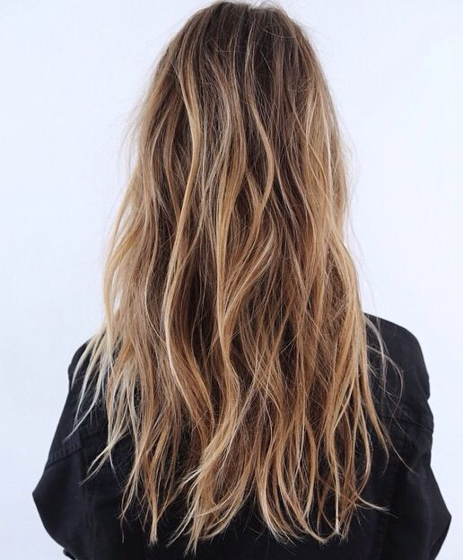Long Light Brown Hair With Blonde Hair Styles Long Hair Styles Blonde Hair With Highlights