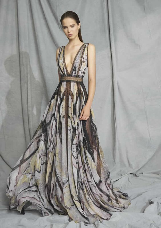 Zuhair Murad Resort 2019 Paris Collection