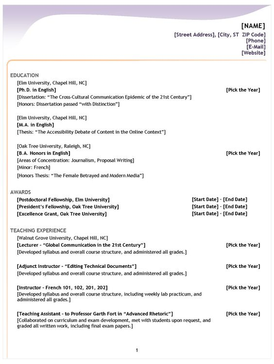 Combination Resume Format Resume Tips Pinterest Resume - sample resume for lecturer