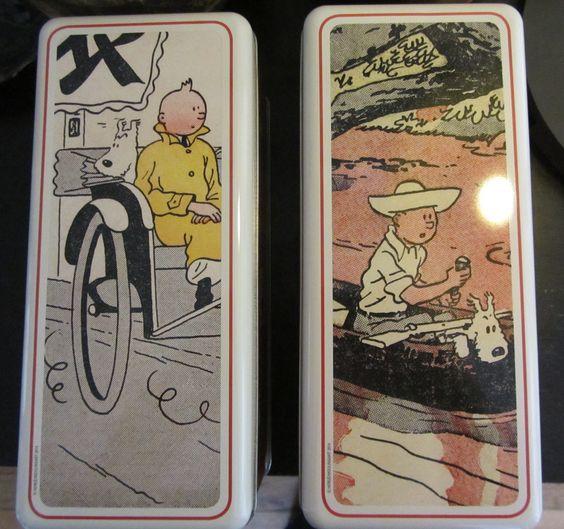 La grande histoire des aventures de Tintin. 76de021853925eab10e687800bcf533c