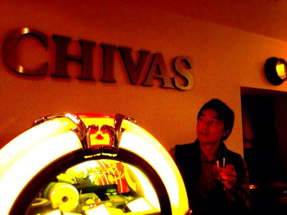 CHIVAS DRUM BAR