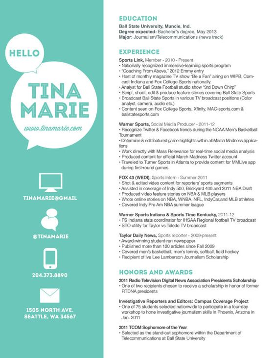 Responsive Resume\/CV Resumo  Resumo is a clean responsive resume - professional resume fonts
