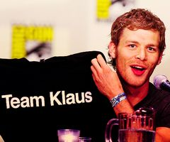 Team Klaus #TVD