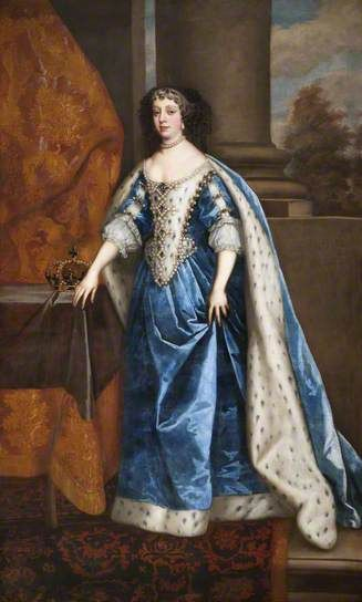 Catherine of Braganza (Catarina Henriqueta) was the wife of Charles II of England and as such, the Queen consort of England, Scotland and Ireland from 1662 to 1685.