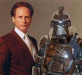 Cylon and Garfunkel.