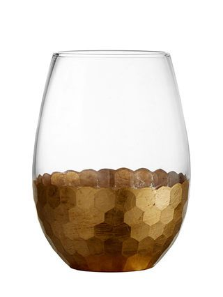 Daphne Stemless Glasses (Set of 4) by Fitz and Floyd at Gilt