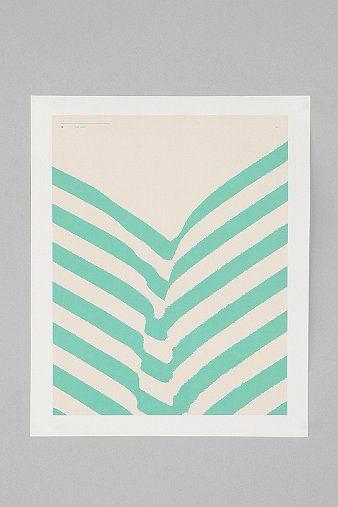 UrbanOutfitters.com > Matthew Korbel Bowers For Society6 Park Plants Print