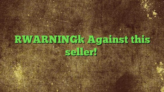 Against this seller! - http://www.facebook.com/freedownloadoffers/posts/466509736861326