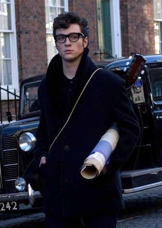 Nowhere Boy Aaron Johnson