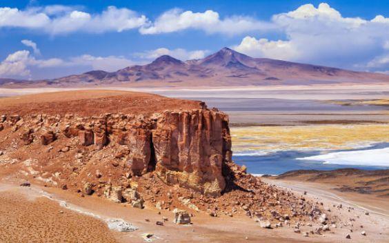 San Pedro de Atacama offers landscape of another world