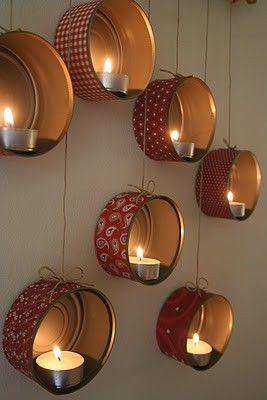 DIY récup' pour Noël » L'atelier Azimuté