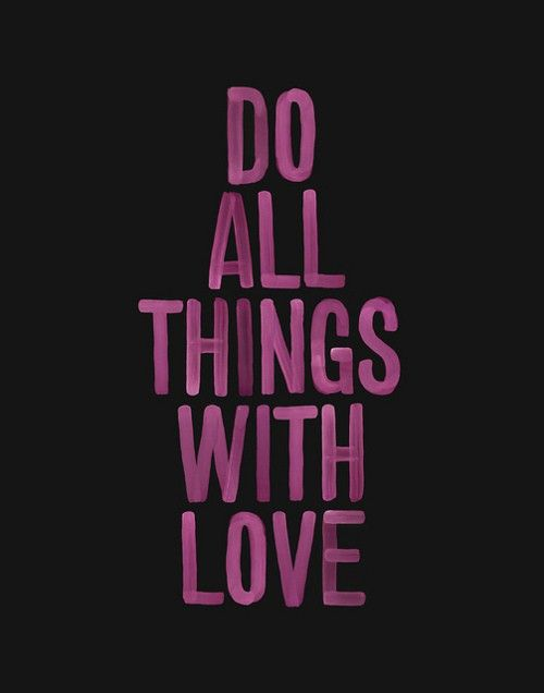 all things <3
