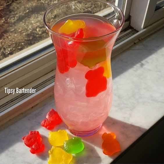 Taste My Hello Kitty - For more delicious recipes and drinks, visit us here: www.tipsybartender.com