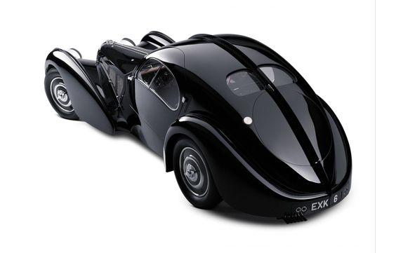 Bugatti T 57 Atlantic coupe