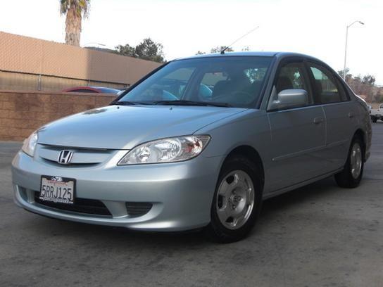 Sedan 2005 Honda Civic Hybrid Sedan With 4 Door In El Cajon Ca 92020 Honda Civic Hybrid Honda Civic Honda