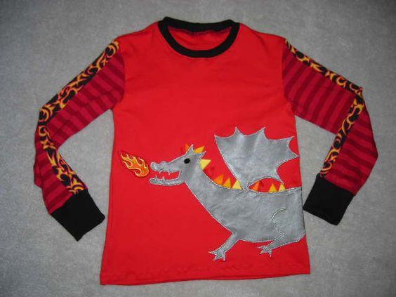 Dragon shirt (128)