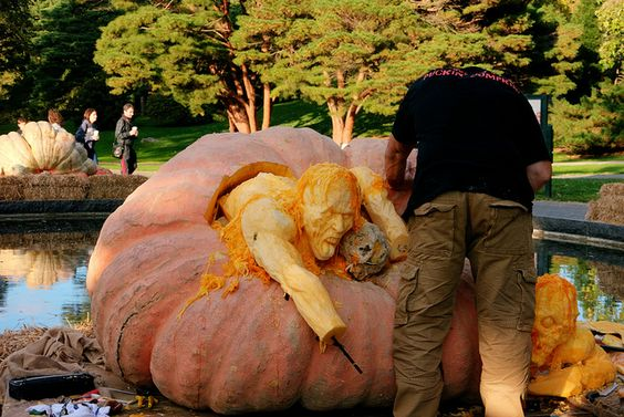 Food network pumpkin carving google search giant gords