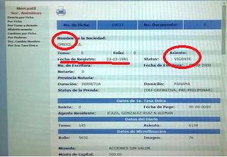 el blog de josé rubén sentís: otra empresa oculta de macri para operaciones ileg...