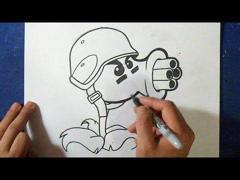 Como Dibujar Plants Vs Zombies 2 How To Draw Plants Vz Zombies Youtube Plants Vs Zombies Zombie Youtube Zombie