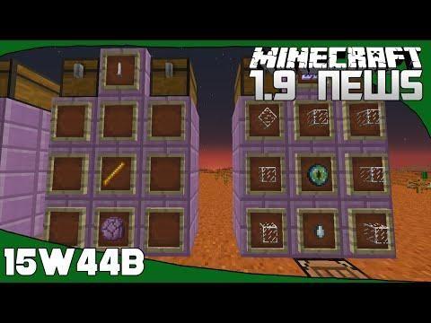 Minecraft 15w44b Snapshot New Crafting Recipes And Fishing Luck Potions Crafting Recipes Crafts Minecraft