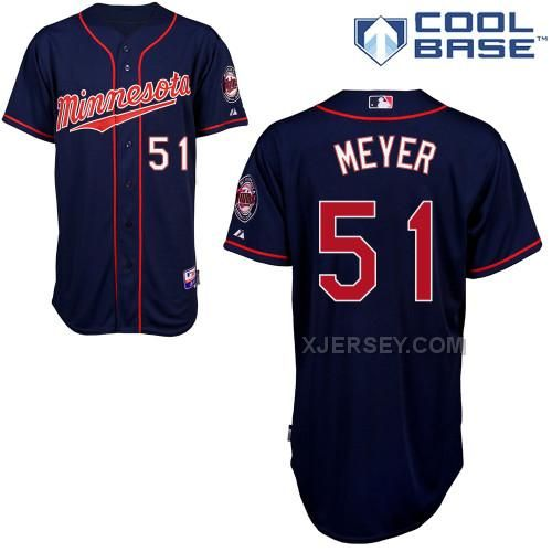 http://www.xjersey.com/twins-51-meyer-blue-cool-base-jerseys.html Only$43.00 TWINS 51 MEYER BLUE COOL BASE JERSEYS Free Shipping!