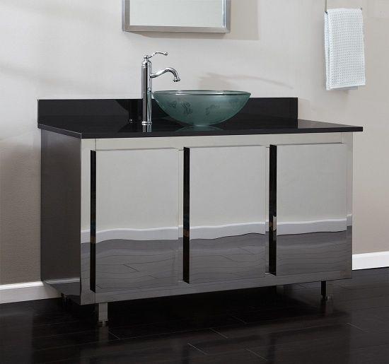 38++ Steel bathroom vanity ideas