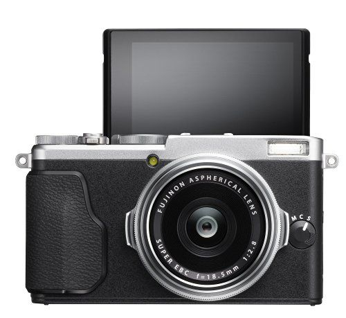 ¡Chollo! Cámara compacta Fujifilm X70 con focal fija de 18mm por 519 euros.