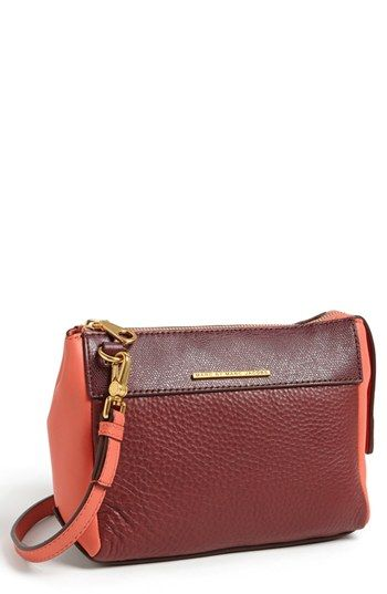 MARC BY MARC JACOBS 'Sheltered Island - Small' Colorblock Crossbody Bag available at #Nordstrom